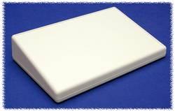 Boîtier pupitre Hammond Electronics 1599KSTSGY ABS gris (L x l x h) 220 x 140 x 46 mm 1 pc(s)
