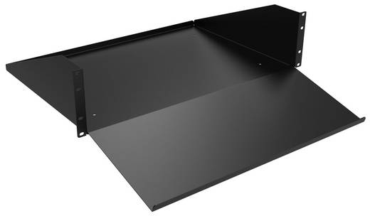 Tastaturhalter Stahl Schwarz (L x B x H) 597 x 483 x 133 mm Hammond Electronics RKBM19BK1 1 St.