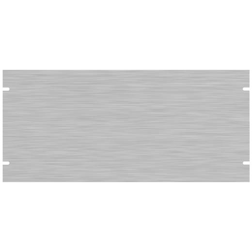 Montageplatte (B x H) 482.6 mm x 354.84 mm Aluminium Natur Hammond Electronics PBPA19014UNF 1 St.