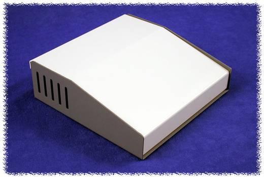 Pult-Gehäuse 183 x 180 x 58 Aluminium Grau Hammond Electronics 500-0930 1 St.