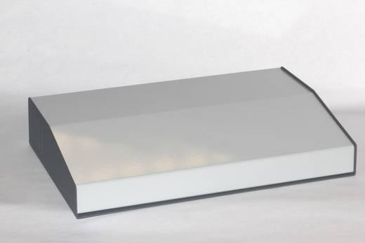 Pult-Gehäuse 204 x 299 x 58 Aluminium Grau Hammond Electronics 500-0950 1 St.