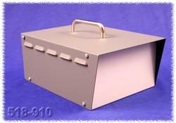 Boîtier d'instrumentation Hammond Electronics 518-0910 acier gris 248 x 197 x 121 1 pc(s)