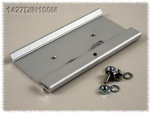 DIN-Clip für Hutschienenmontage Hammond Electronics 1427DIN100M 1 St.