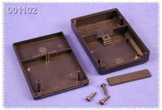 Hand-Gehäuse 106 x 60 x 22 ABS Grau Hammond Electronics 001115 1 St.