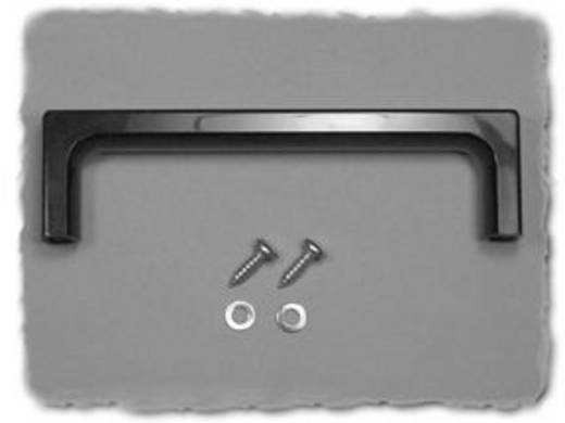 Gehäuse-Griff Schwarz (L x B x H) 154 x 20 x 42 mm Hammond Electronics M250-1393 1 St.