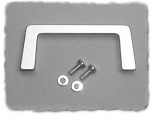 Gehäuse-Griff Aluminium (L x B x H) 101.81 x 12 x 40 mm Hammond Electronics M268-2 1 St.