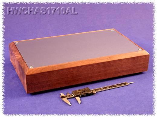 Bodenplatte 432 x 254 x 76 Aluminium Natur Hammond Electronics HWCHAS1710AL 1 St.