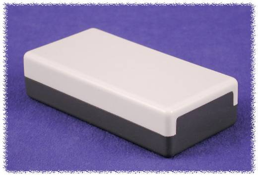 Universal-Gehäuse 150 x 80 x 55 Polystyren Grau Hammond Electronics MB158055VL 1 St.