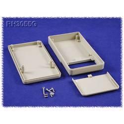 Plastová krabička Hammond Electronics RH3115A, 100 x 60 x 25 mm, ABS, sivá, 1 ks