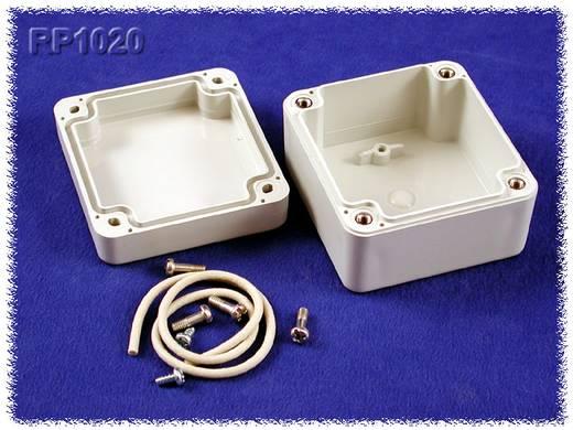 Universal-Gehäuse 65 x 60 x 40 Polycarbonat Grau Hammond Electronics RP1020 1 St.
