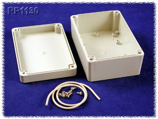Universal-Gehäuse 125 x 85 x 85 Polycarbonat Grau Hammond Electronics RP1150 1 St.