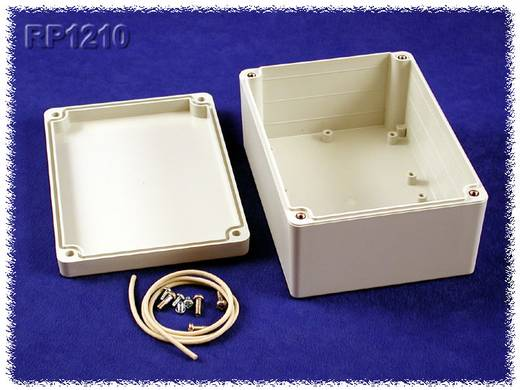 Hammond Electronics RP1210 Universal-Gehäuse 145 x 105 x 60 Polycarbonat Grau 1 St.