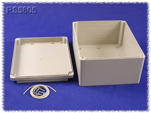 Universal-Gehäuse 250 x 200 x 130 ABS Grau Hammond Electronics RS5805 1 St.