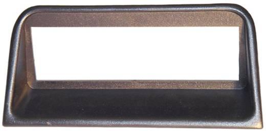 Autoradio Einbaublende DIN AIV Peugeot 406