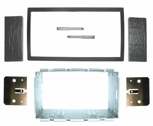 Autoradio Einbaublende DoppelDIN AIV Citroen C2, Citroen C3