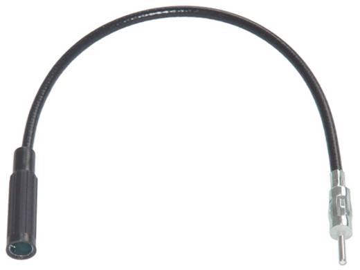 Auto-Antennen-Verlängerungskabel ISO 150 Ohm AIV universal 0.30 m