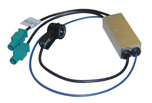 Auto-Antennen-Adapter Fakra, ISO 50 Ohm AIV Volkswagen 35 cm