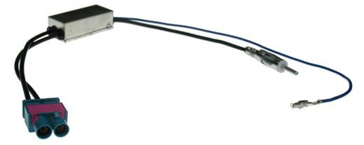 Auto-Antennen-Adapter ISO 150 Ohm, Doppel-Fakra AIV Audi, Volkswagen
