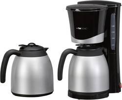 Kávovar Clatronic KA 3328, 870 W, černá/stříbrná