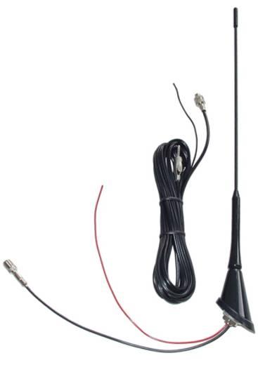 Autoradio-Universal-Antenne AIV 52°