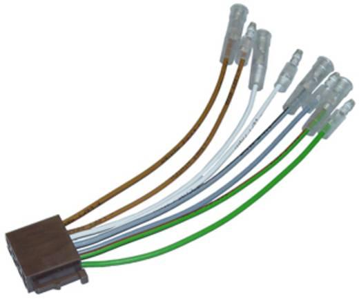 ISO Adapter Stecker AIV auf Asia Buchsen