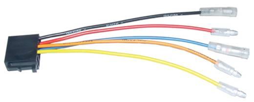 ISO Universaladapter Stecker AIV ISO Stecker auf Asia Buchsen