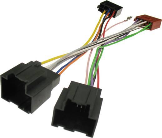 ISO Radioadapterkabel Aktiv AIV Passend für: Chevrolet