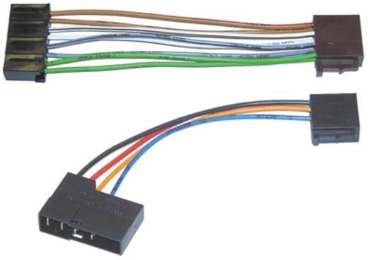 ISO Radioadapterkabel Aktiv AIV Passend für: Volkswagen