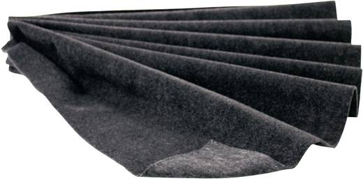 AIV Bespannstoff - anthrazit - 10 m x 150 cm