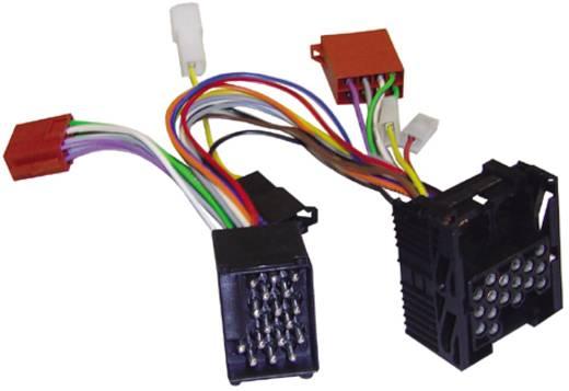 ISO Radioadapterkabel Aktiv AIV Passend für: BMW, Land Rover, MINI, Rover
