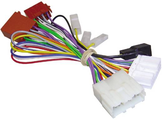 ISO Radioadapterkabel Aktiv AIV Passend für: Mitsubishi