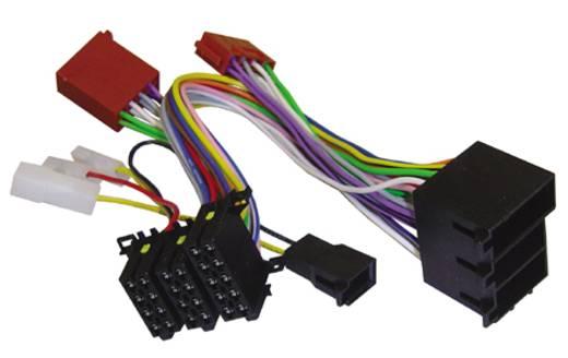 ISO Radioadapterkabel Aktiv AIV Passend für: Opel, Suzuki