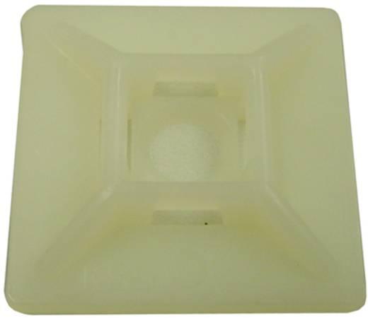 AIV 530779 Befestigungssockel selbstklebend Weiß 5 St.