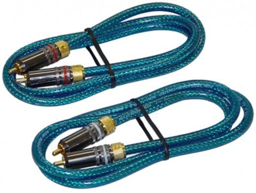 Cinchkabel 1 m AIV [2x Cinch-Stecker - 2x Cinch-Stecker]