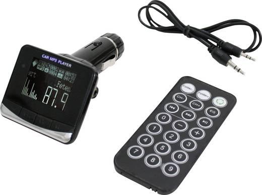 FM Transmitter AIV mit Kartenslot mit Fernbedienung