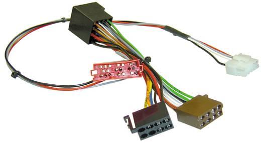 ISO Radioadapterkabel AIV Passend für: Ford