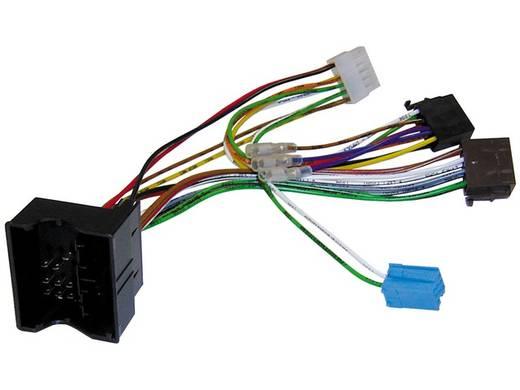 ISO Radioadapterkabel Aktiv AIV Passend für: Audi, Ford, Opel, Seat, Skoda, Volkswagen