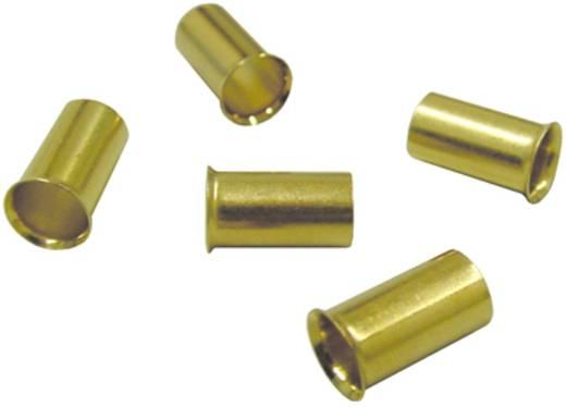 Aderendhülse 6 mm² AIV vergoldet