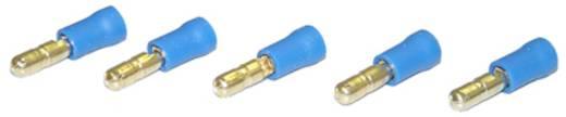 Car HiFi Rundstecker 50er Set 2.5 mm² 4 mm AIV vergoldet