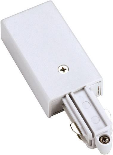 Hochvolt-Schienensystem-Komponente Einspeiser SLV 1phasig 143031 Weiß