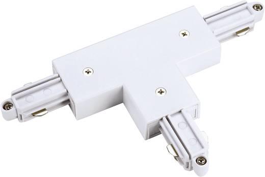 Hochvolt-Schienensystem-Komponente T-Verbinder SLV T-Verbinder 1phasig 143081 Weiß