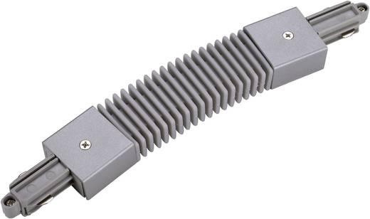 Hochvolt-Schienensystem-Komponente Flexverbinder SLV 1phasig 143112 Silber-Grau
