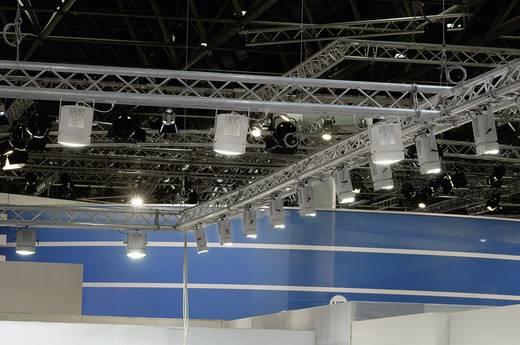 Hochvolt-Schienensystem-Leuchte 3phasig Rx7s 150 W Entladungslampe SLV SDL Silber-Grau