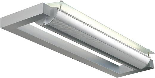 Wandleuchte G5 48 W Leuchtstofflampe SLV Nepro Line 157052 Silber-Grau