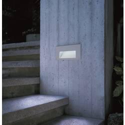 Image of SLV Brick Downunder 229062 Außeneinbauleuchte E14 Energiesparlampe 40 W Silber-Grau