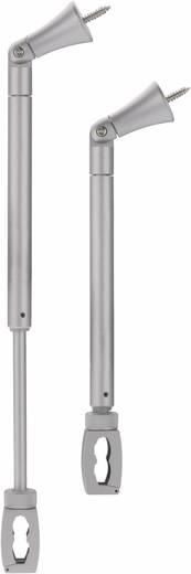 Hochvolt-Schienensystem-Komponente Deckenhalter SLV 184332 Silber-Grau