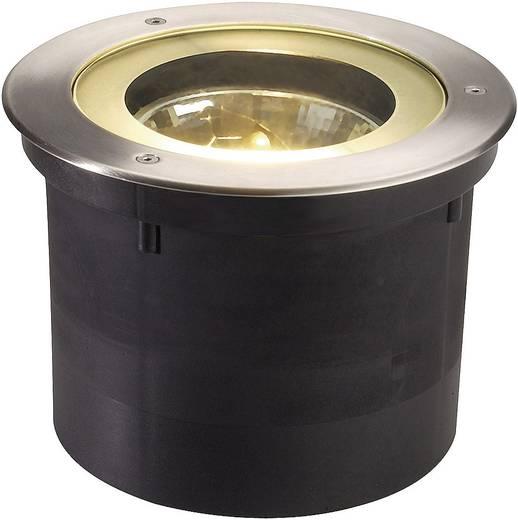 Außeneinbauleuchte G5.3 Halogen SLV Adjust QRB 227090 Edelstahl
