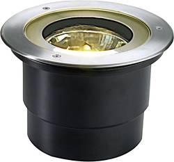 Image of Außeneinbauleuchte G5.3 Halogen SLV Adjust QRB 227090 Edelstahl