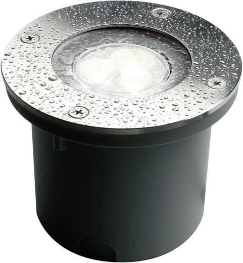 LED-Außeneinbauleuchte 3 W Neutral-Weiß SLV 227431 Edelstahl