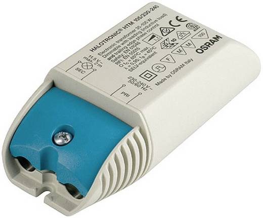 Halogen Transformator OSRAM 461105 12 V 35 - 105 W dimmbar mit Phasenabschnittdimmer, dimmbar mit Phasenanschnittdimmer